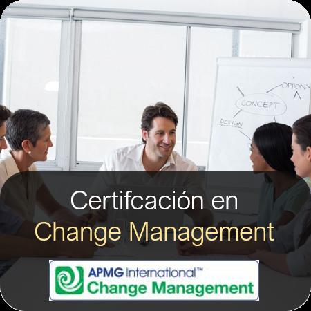 Certificación Change Management APMG