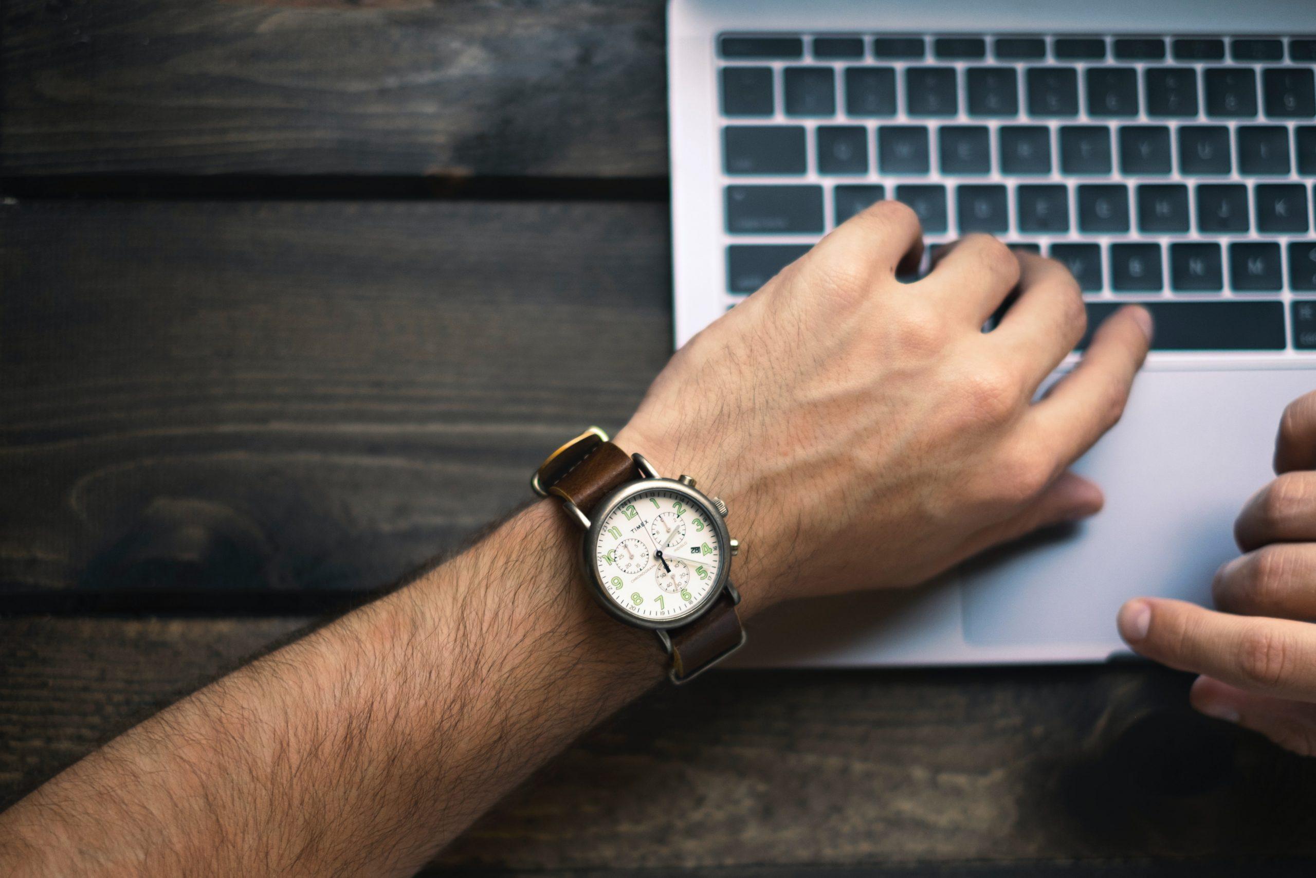 Domina el uso de tu tiempo